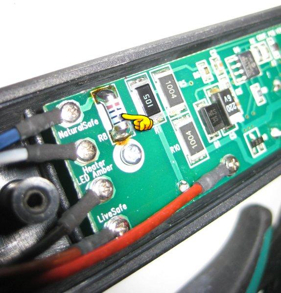 GHD-Repair: PCB Resistor Failures
