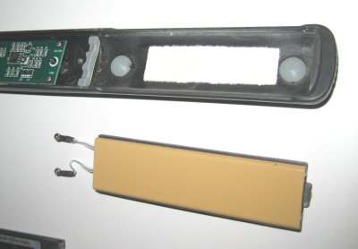 Remove the 2 screws holding the wires onto the PCB & GHD-Repair: Heater Plate / Heater Element / Mounting Part ...