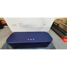 GHD Midnight Blue Vanity Case