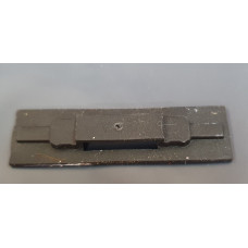 Ceramic Plate Fuse Holder GHD S7N261 Gold