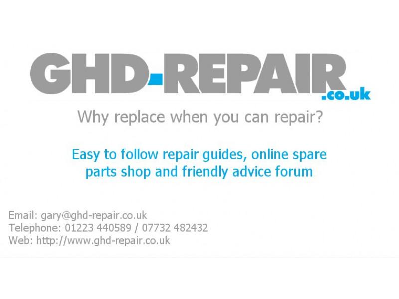 Ghd repair business card colourmoves
