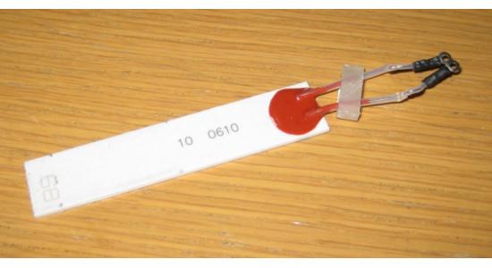 Genuine Used GHD 70 Ohm Heater Element