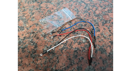 GHD MK4.2 Wires with Screws